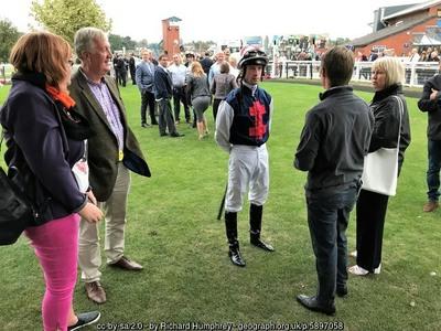 Qualified Jockey