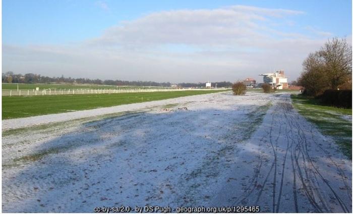 Frozen Racecourse